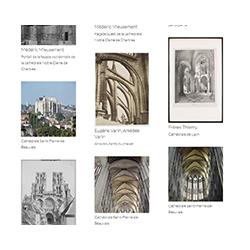 12. Le Moyen Age : l'art gothique, pourquoi monter si haut ?
