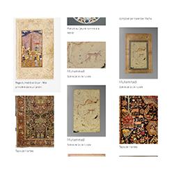 13. Les arts de l'Islam sont-ils figuratifs ?