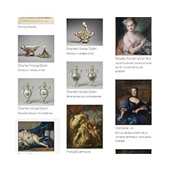 21. Le XVIIIe siècle : entre Fêtes Galantes et art rocaille, le XVIIIe siècle est-il féminin ?