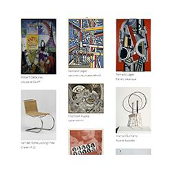 28. Le XXe siècle : l'art peut-il être industriel ?