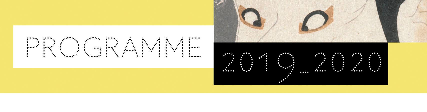 Programme 2019-2020 cours histoires d'art au Grand Palais